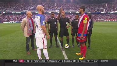 Full match: United States vs Costa Rica