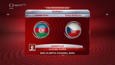 Full match: Azerbaijan vs Czech Republic