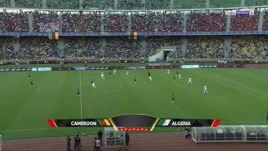 Full match: Cameroon vs Algeria