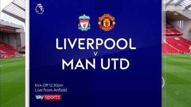 Full match: Liverpool vs Manchester United