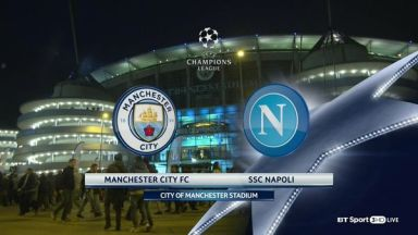 Full match: Manchester City vs Napoli