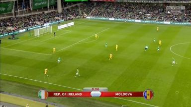 Full match: Republic of Ireland vs Moldova
