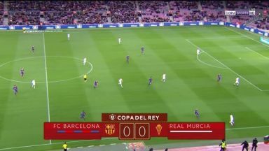 Full match: Barcelona vs Real Murcia
