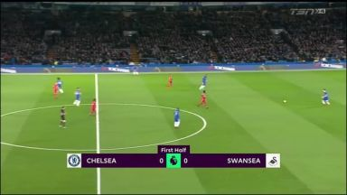 Full match: Chelsea vs Swansea City