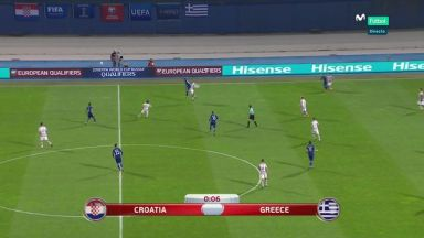 Full match: Croatia vs Greece
