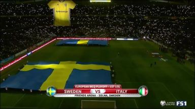 Full match: Sweden vs Italy