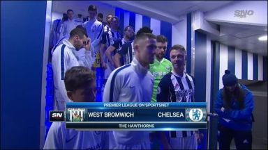 Full match: West Bromwich Albion vs Chelsea