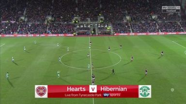 Full match: Hearts vs Hibernian