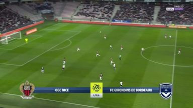 Full match: Nice vs Bordeaux