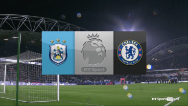 Full match: Huddersfield Town vs Chelsea