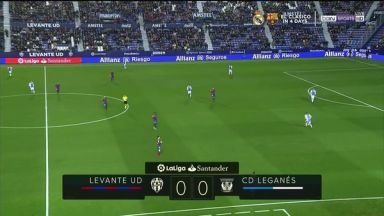 Full match: Levante vs Leganes
