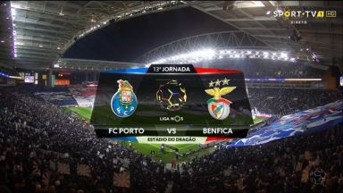 Full match: Porto vs Benfica