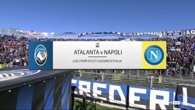 Full match: Atalanta vs Napoli