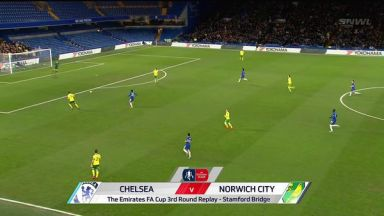 Full match: Chelsea vs Norwich City