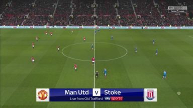 Full match: Manchester United vs Stoke City