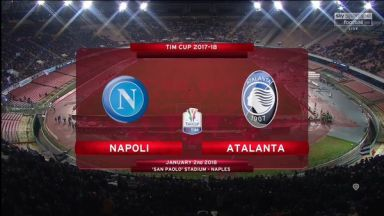 Full match: Napoli vs Atalanta