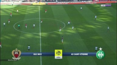 Full match: Nice vs Saint-Etienne