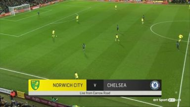 Full match: Norwich City vs Chelsea