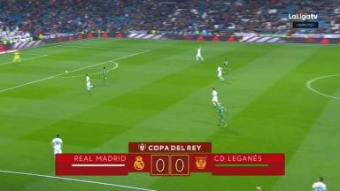 Full match: Real Madrid vs Leganes