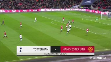 Full match: Tottenham Hotspur vs Manchester United