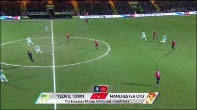 Full match: Yeovil Town vs Manchester United