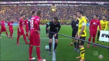 Full match: Borussia Dortmund vs Freiburg