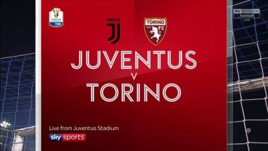 Full match: Juventus vs Torino