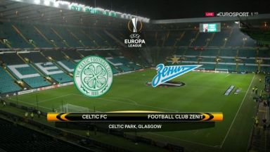 Full match: Celtic vs Zenit
