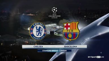 Full match: Chelsea vs Barcelona