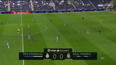 Full match: Espanyol vs Real Madrid