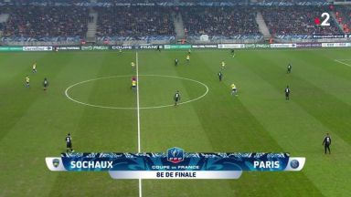 Full match: Sochaux vs PSG