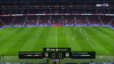 Full match: Atletico Madrid vs Leganes