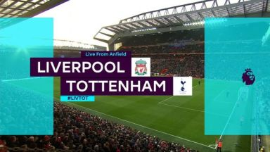 Full match: Liverpool vs Tottenham Hotspur