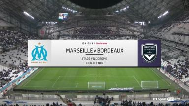 Full match: Olympique Marseille vs Bordeaux