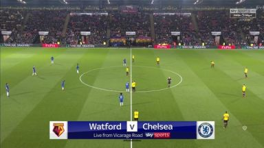 Full match: Watford vs Chelsea