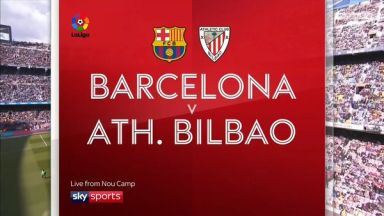 Full match: Barcelona vs Athletic Bilbao