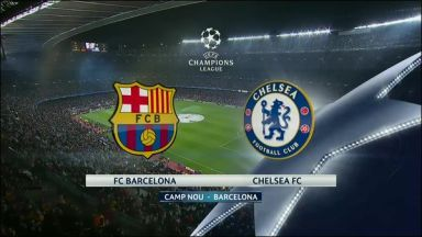 Full match: Barcelona vs Chelsea