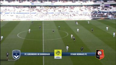 Full match: Bordeaux vs Rennes