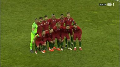 Full match: Portugal vs Egypt