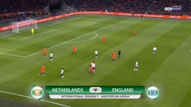 Full match: Netherlands vs England