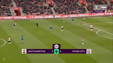 Full match: Southampton vs Stoke City