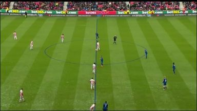 Full match: Stoke City vs Everton