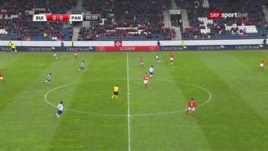 Full match: Switzerland vs Panama