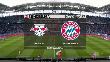 Full match: RB Leipzig vs Bayern Munich