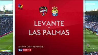 Full match: Levante vs Las Palmas