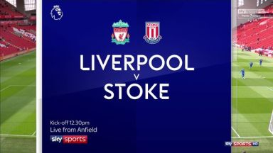 Full match: Liverpool vs Stoke City