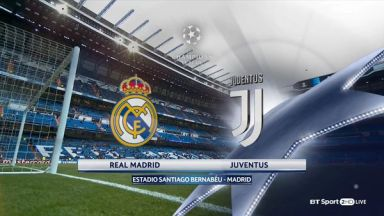 Full match: Real Madrid vs Juventus