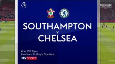Full match: Southampton vs Chelsea