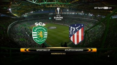 Full match: Sporting Lisbon vs Atletico Madrid