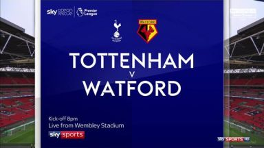 Full match: Tottenham Hotspur vs Watford